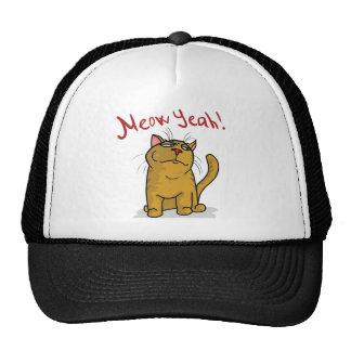 Do Meow chapéu yeah - Boné