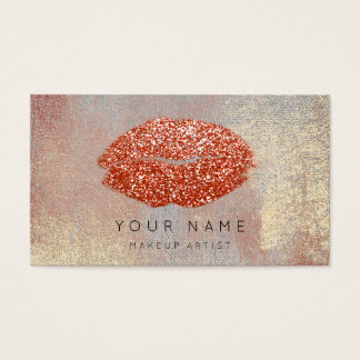 Do metal cor-de-rosa do ouro da prata cartão coral