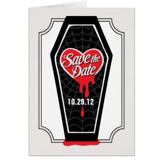 """Do """"os dados amor nunca"""" salvar o cartão de data"""