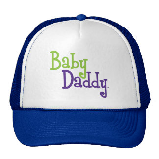 """Do """"pai bebê"""" boné"""