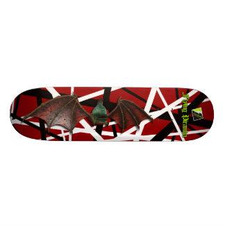 """Do """"plataforma 036 do Piranha vôo"""" de Scolletta Shape De Skate 18,7cm"""