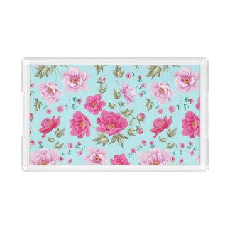 Do primavera cor-de-rosa da cerceta do vintage