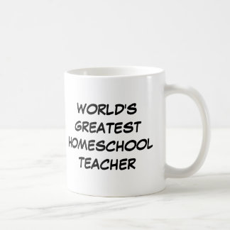 "Do ""professor do Homeschool mundo caneca do"