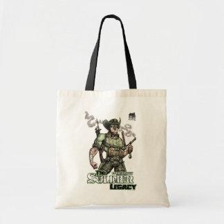 """Do """"saco cómico do carregar da convenção do legado bolsa para compras"""