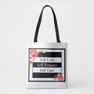 """Do """"saco de bolsa floral lindo do amor auto"""""""