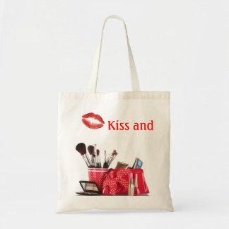 """Do """"sacola beijo e da composição"""" bolsa tote"""