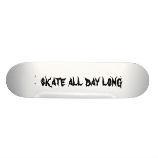 do skate skate o dia inteiro