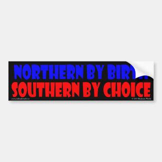 Do sul pela escolha adesivo para carro