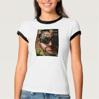 """Do """"T da capa do livro dos piratas da cidade T-shirt"""
