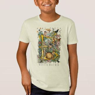 """Do """"T natural dos meninos capital E"""" de Camiseta"""