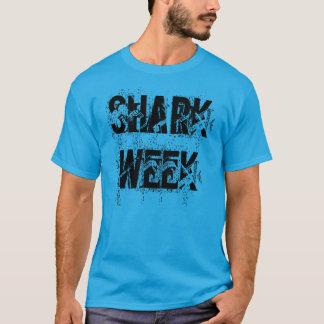 """Do """"t-shirt da semana tubarão"""" camiseta"""