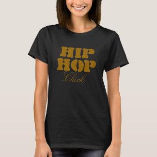 """Do """"t-shirt de Hanes do pintinho hip-hop"""" Camiseta"""