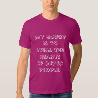 """Do """"t-shirt meu passatempo"""" tshirts"""