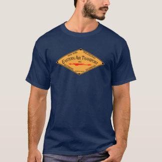 """Do transporte aéreo oriental do vintage """"T"""" Camiseta"""