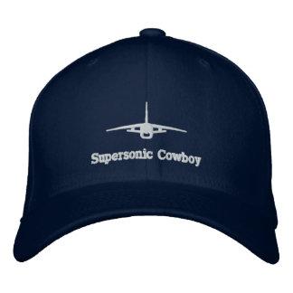 Do vaqueiro F-8 do golfe do chapéu W/Call do sinal Boné Bordado