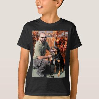 Doberman Photo-04 de Doobie Camiseta
