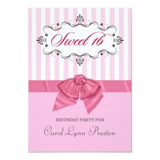 Doce 16 - Convites de festas de aniversários