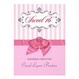 Doce 16 - Convites de festas de aniversários perso