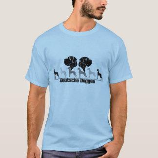 Doggen Shirt até 6XL Camiseta