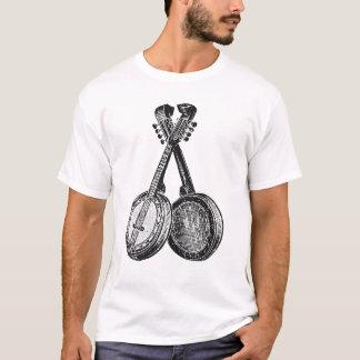 Dois banjos camiseta