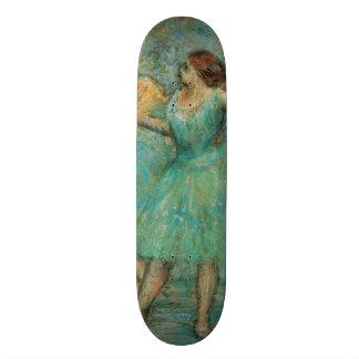 Dois dançarinos por Edgar Degas Skate