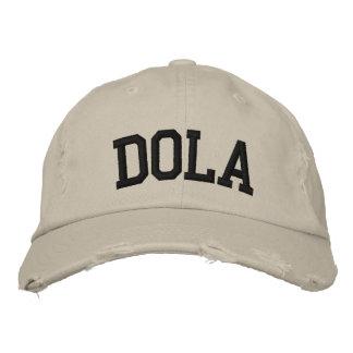Dola bordou o chapéu boné bordado