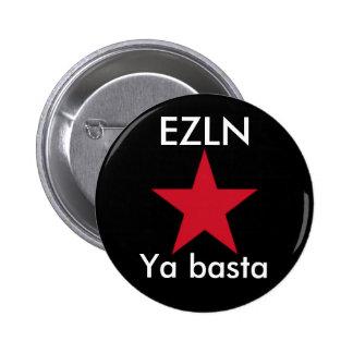 Dom de EZLN Bóton Redondo 5.08cm