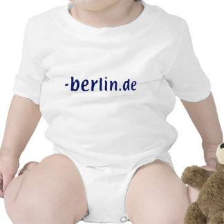Domínio de Berlim - berlin.de Macacão