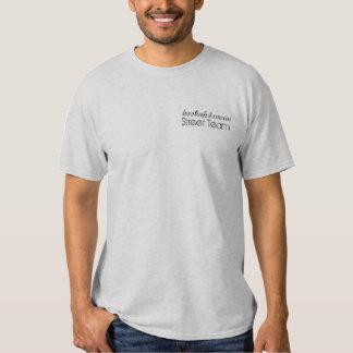 Domínio do cachimbo de água camisetas