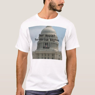 Domínio eminente camiseta