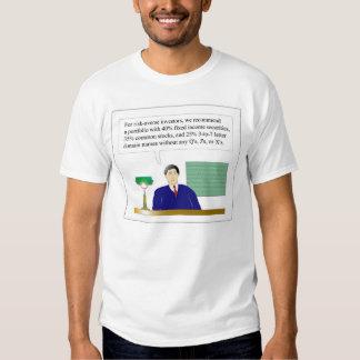Domínios: Conselho do corretor Camiseta
