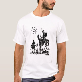 Don Quijote Camiseta