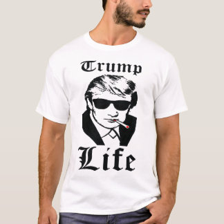 Donald Trump engraçado - camisas da vida T do