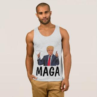 DONALD TRUMP, t-shirt de MAGA