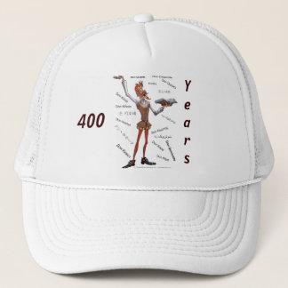 DONQUIJOTE- boné - 400 anos de visera do gorra