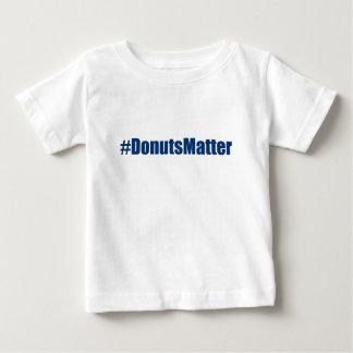 DonutsMatter Camiseta Para Bebê
