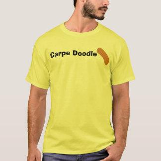 Doodle de Carpe Camiseta