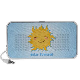 Doodle psto solar caixinha de som portátil