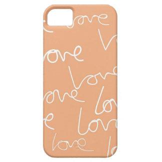 doodles do amor capa para iPhone 5