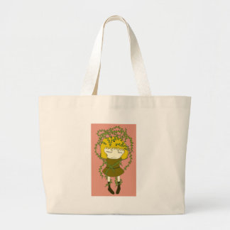 Dor de cabeça esverdeado bolsa para compras