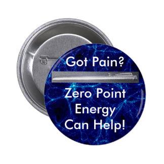 Dor obtida? A energia de ponto zero pode ajudar! Boton