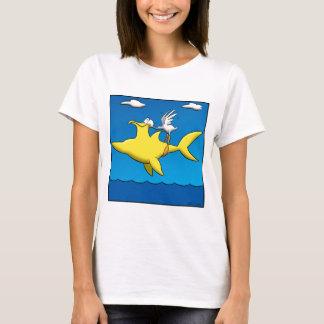 Dores do pelicano camiseta