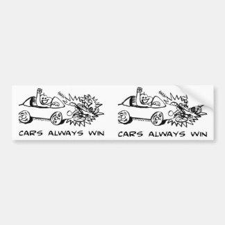 Dos carros vitória sempre adesivo