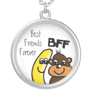 Dos melhores amigos colar para sempre