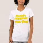 Dos mundos novos das mães dos chás de fraldas do t-shirt