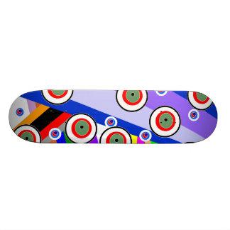 """Dos """"plataforma do skate dos eyebows do tubarão do"""