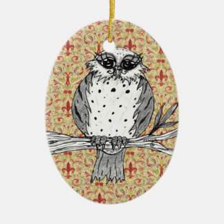 Dotty o ornamento da coruja 15