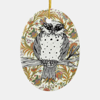Dotty o ornamento da coruja 16