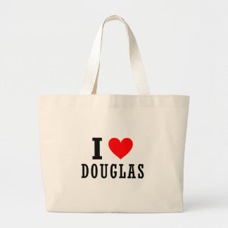 Douglas, Alabama Sacola Tote Jumbo
