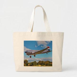 Douglas Dakota DC3 [PH-DDA] Sacola Tote Jumbo